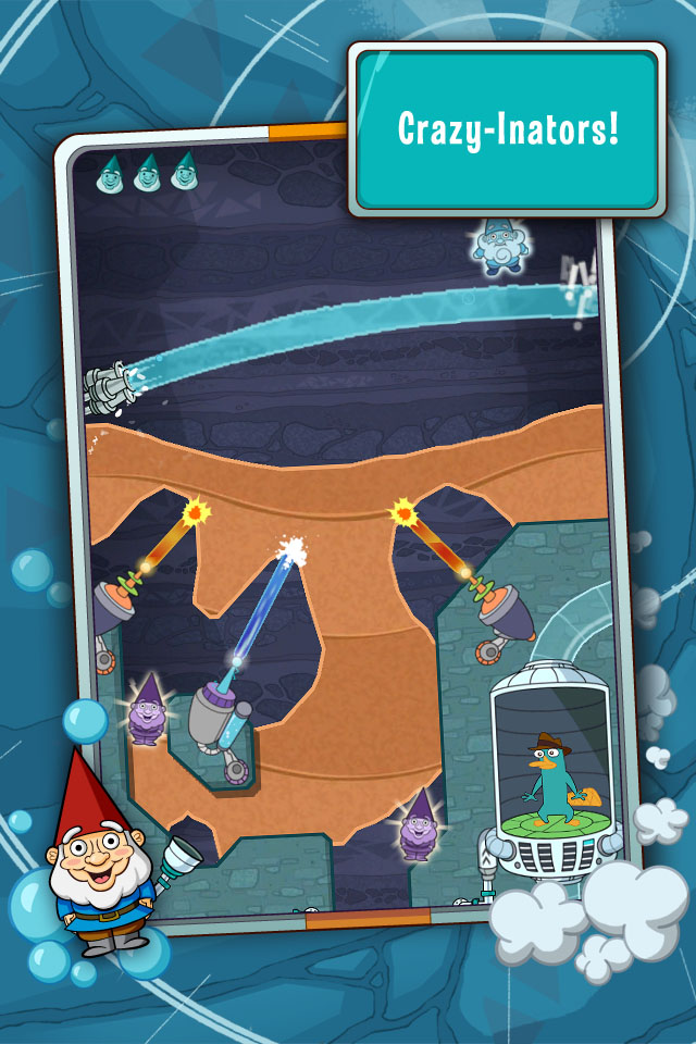 Screenshot Where's My Perry? Free