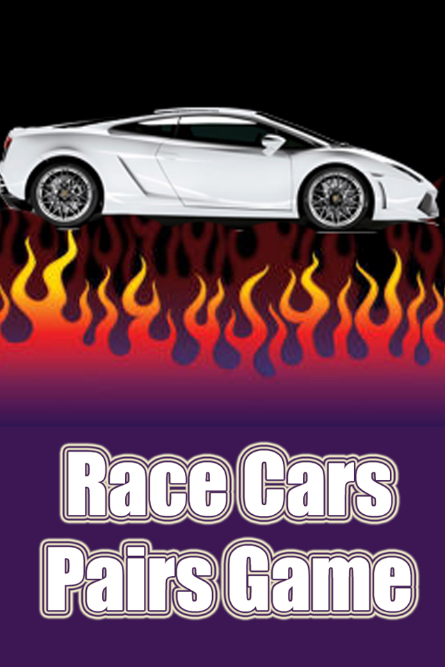 Screenshot Racing Cars Pairs 3d Game