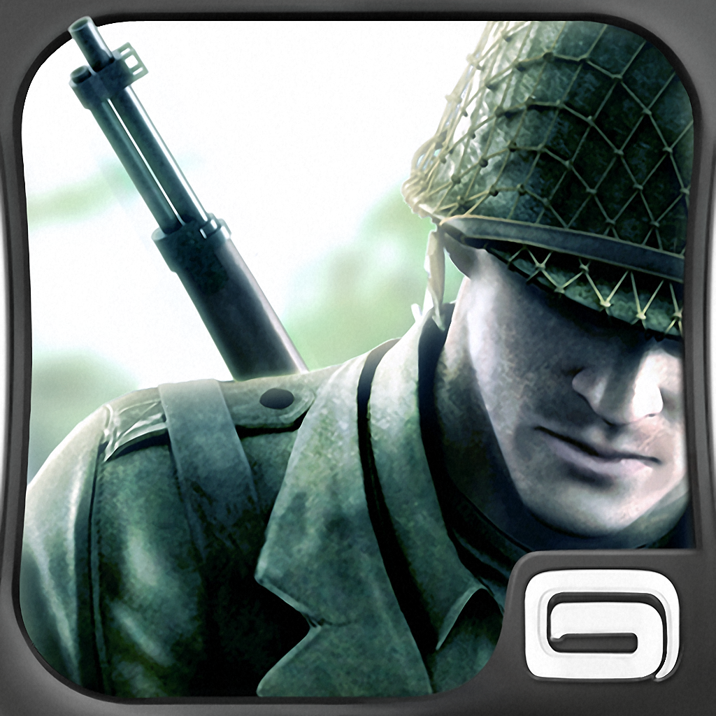 Brothers In Arms® 2: Global Front Free+ (AppStore Link)